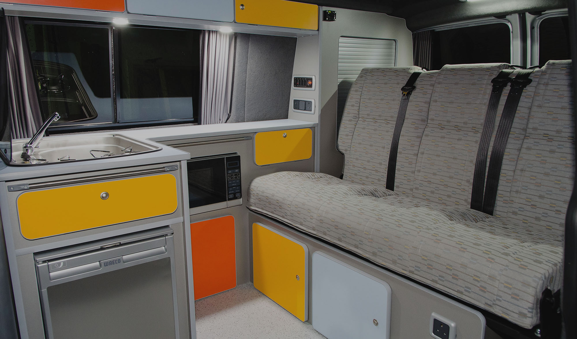 Lightweight Furniture Board & fittings Ideal for vehicle fit-outs